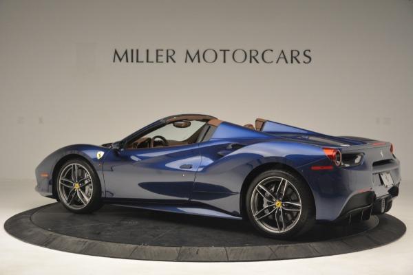 Used 2018 Ferrari 488 Spider for sale Sold at Bugatti of Greenwich in Greenwich CT 06830 4