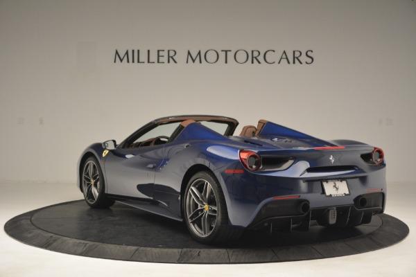 Used 2018 Ferrari 488 Spider for sale Sold at Bugatti of Greenwich in Greenwich CT 06830 5