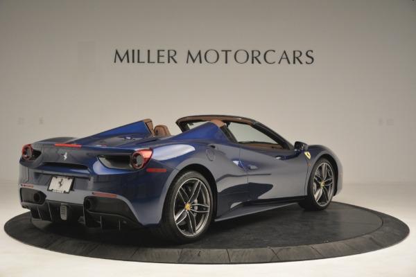 Used 2018 Ferrari 488 Spider for sale Sold at Bugatti of Greenwich in Greenwich CT 06830 7