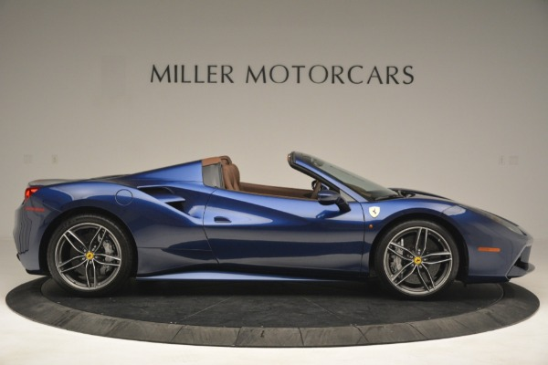Used 2018 Ferrari 488 Spider for sale Sold at Bugatti of Greenwich in Greenwich CT 06830 9