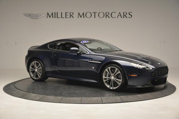 Used 2012 Aston Martin V12 Vantage for sale Sold at Bugatti of Greenwich in Greenwich CT 06830 10