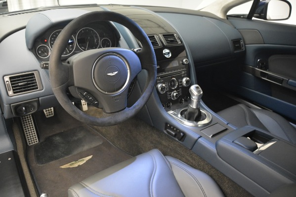 Used 2012 Aston Martin V12 Vantage for sale Sold at Bugatti of Greenwich in Greenwich CT 06830 14