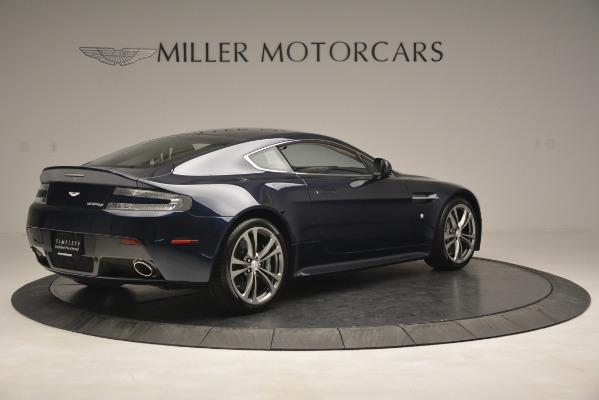 Used 2012 Aston Martin V12 Vantage for sale Sold at Bugatti of Greenwich in Greenwich CT 06830 8