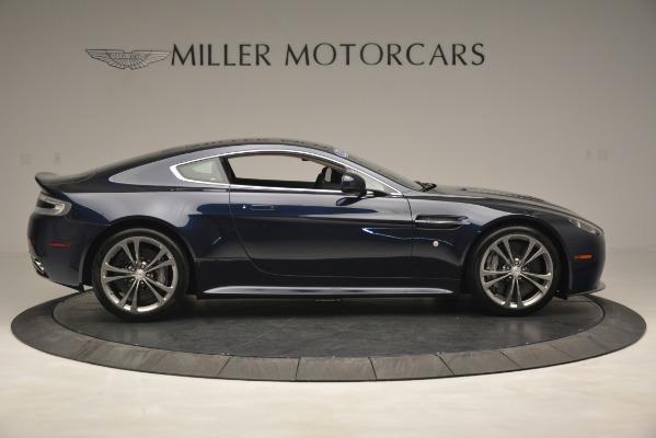 Used 2012 Aston Martin V12 Vantage for sale Sold at Bugatti of Greenwich in Greenwich CT 06830 9