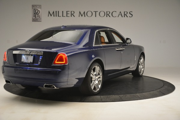 Used 2016 Rolls-Royce Ghost for sale Sold at Bugatti of Greenwich in Greenwich CT 06830 10