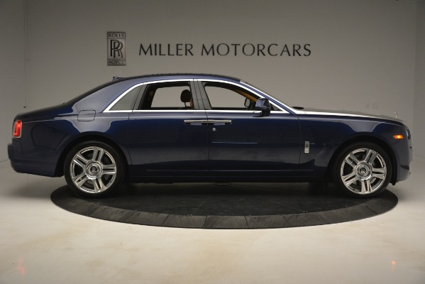 Used 2016 Rolls-Royce Ghost for sale Sold at Bugatti of Greenwich in Greenwich CT 06830 12