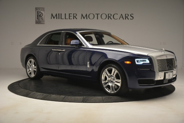 Used 2016 Rolls-Royce Ghost for sale Sold at Bugatti of Greenwich in Greenwich CT 06830 14