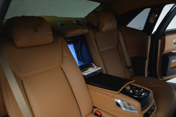 Used 2016 Rolls-Royce Ghost for sale Sold at Bugatti of Greenwich in Greenwich CT 06830 25
