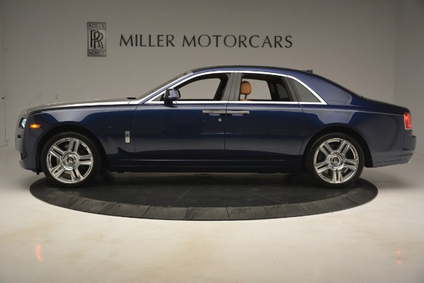 Used 2016 Rolls-Royce Ghost for sale Sold at Bugatti of Greenwich in Greenwich CT 06830 3