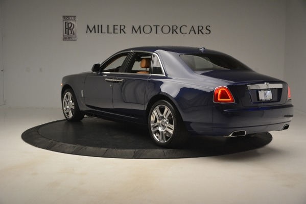 Used 2016 Rolls-Royce Ghost for sale Sold at Bugatti of Greenwich in Greenwich CT 06830 5