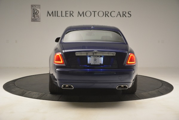 Used 2016 Rolls-Royce Ghost for sale Sold at Bugatti of Greenwich in Greenwich CT 06830 7