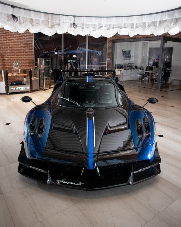 Used 2017 Pagani Huayra BC Macchina Volante for sale Call for price at Bugatti of Greenwich in Greenwich CT 06830 6