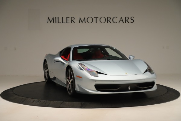 Used 2015 Ferrari 458 Italia for sale Sold at Bugatti of Greenwich in Greenwich CT 06830 11