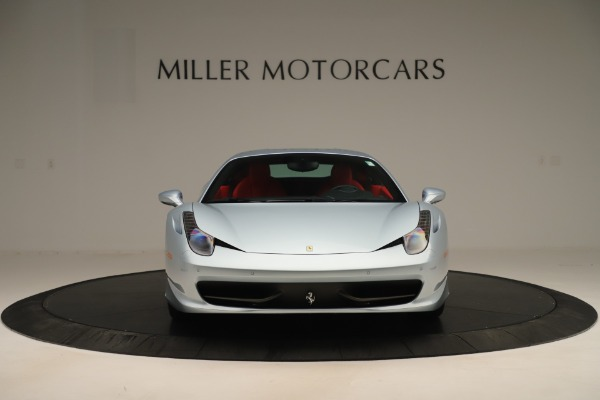 Used 2015 Ferrari 458 Italia for sale Sold at Bugatti of Greenwich in Greenwich CT 06830 12