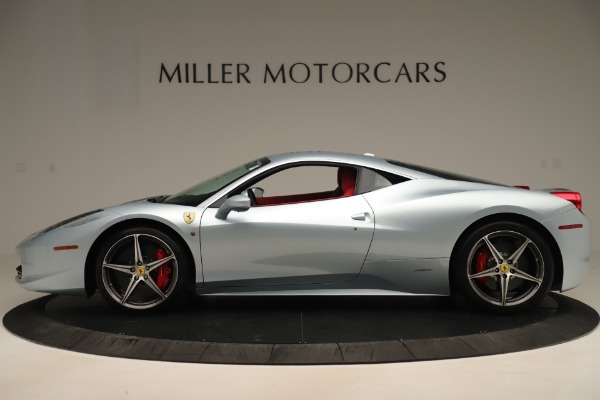 Used 2015 Ferrari 458 Italia for sale Sold at Bugatti of Greenwich in Greenwich CT 06830 3