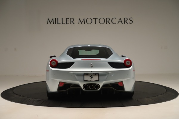 Used 2015 Ferrari 458 Italia for sale Sold at Bugatti of Greenwich in Greenwich CT 06830 6