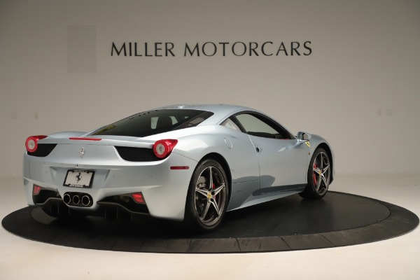 Used 2015 Ferrari 458 Italia for sale Sold at Bugatti of Greenwich in Greenwich CT 06830 7