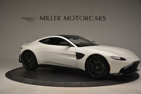 New 2019 Aston Martin Vantage V8 for sale Sold at Bugatti of Greenwich in Greenwich CT 06830 10