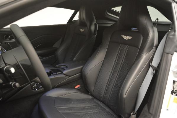 New 2019 Aston Martin Vantage V8 for sale Sold at Bugatti of Greenwich in Greenwich CT 06830 16