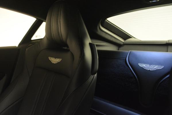 New 2019 Aston Martin Vantage V8 for sale Sold at Bugatti of Greenwich in Greenwich CT 06830 17