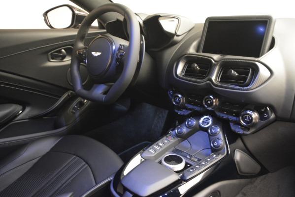 New 2019 Aston Martin Vantage V8 for sale Sold at Bugatti of Greenwich in Greenwich CT 06830 18
