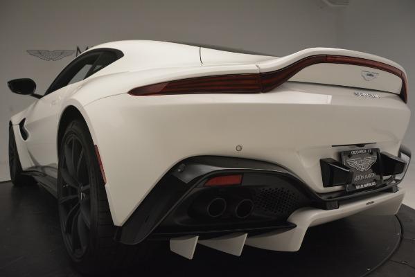 New 2019 Aston Martin Vantage V8 for sale Sold at Bugatti of Greenwich in Greenwich CT 06830 21
