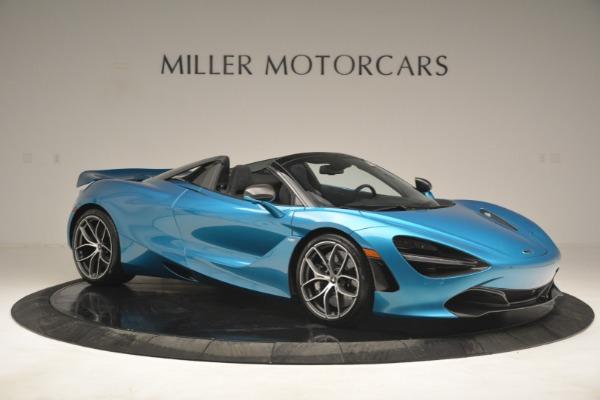 New 2019 McLaren 720S Spider for sale $399,030 at Bugatti of Greenwich in Greenwich CT 06830 10