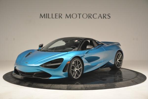 New 2019 McLaren 720S Spider for sale $399,030 at Bugatti of Greenwich in Greenwich CT 06830 14