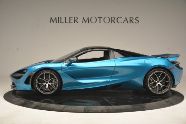 New 2019 McLaren 720S Spider for sale $399,030 at Bugatti of Greenwich in Greenwich CT 06830 15