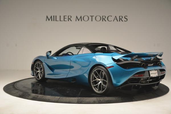 New 2019 McLaren 720S Spider for sale $399,030 at Bugatti of Greenwich in Greenwich CT 06830 16