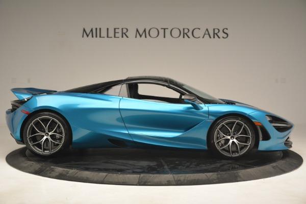New 2019 McLaren 720S Spider for sale $399,030 at Bugatti of Greenwich in Greenwich CT 06830 19