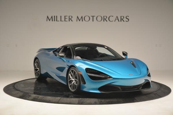 New 2019 McLaren 720S Spider for sale $399,030 at Bugatti of Greenwich in Greenwich CT 06830 20