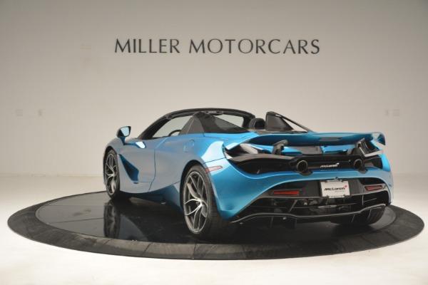 New 2019 McLaren 720S Spider for sale $399,030 at Bugatti of Greenwich in Greenwich CT 06830 5