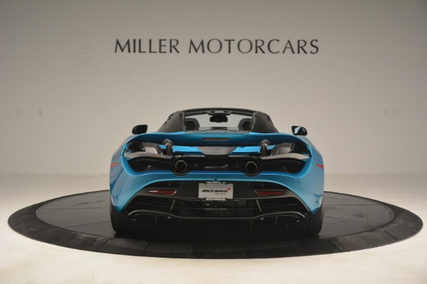 New 2019 McLaren 720S Spider for sale $399,030 at Bugatti of Greenwich in Greenwich CT 06830 6