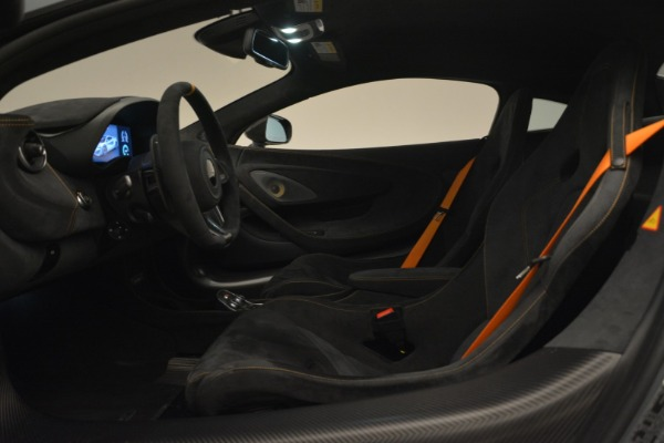 New 2019 McLaren 600LT Coupe for sale Sold at Bugatti of Greenwich in Greenwich CT 06830 18