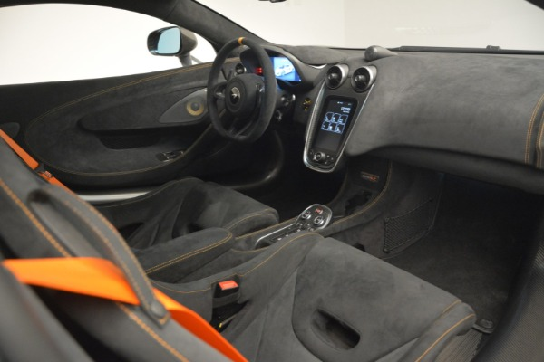 New 2019 McLaren 600LT Coupe for sale Sold at Bugatti of Greenwich in Greenwich CT 06830 20