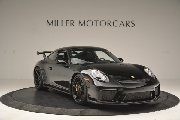 Used 2018 Porsche 911 GT3 for sale Sold at Bugatti of Greenwich in Greenwich CT 06830 11