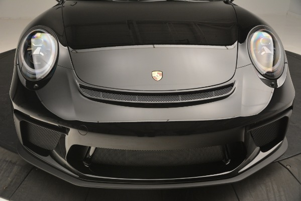 Used 2018 Porsche 911 GT3 for sale Sold at Bugatti of Greenwich in Greenwich CT 06830 12
