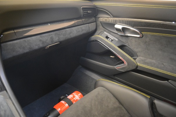 Used 2018 Porsche 911 GT3 for sale Sold at Bugatti of Greenwich in Greenwich CT 06830 28