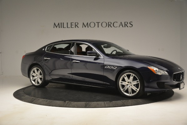 Used 2015 Maserati Quattroporte S Q4 for sale Sold at Bugatti of Greenwich in Greenwich CT 06830 10
