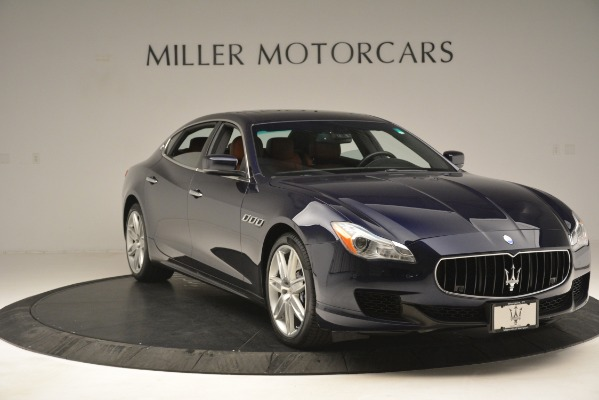 Used 2015 Maserati Quattroporte S Q4 for sale Sold at Bugatti of Greenwich in Greenwich CT 06830 11