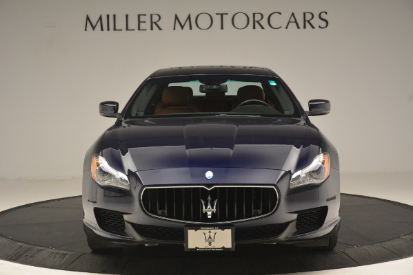 Used 2015 Maserati Quattroporte S Q4 for sale Sold at Bugatti of Greenwich in Greenwich CT 06830 12