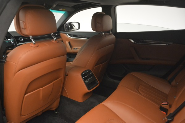 Used 2015 Maserati Quattroporte S Q4 for sale Sold at Bugatti of Greenwich in Greenwich CT 06830 19