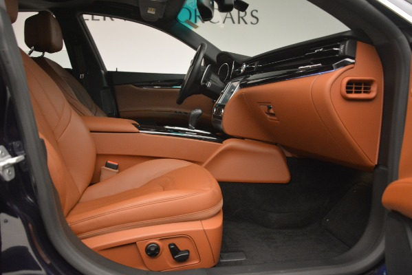 Used 2015 Maserati Quattroporte S Q4 for sale Sold at Bugatti of Greenwich in Greenwich CT 06830 23