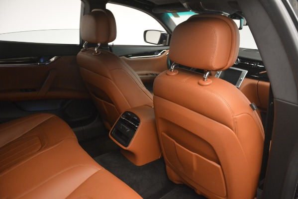 Used 2015 Maserati Quattroporte S Q4 for sale Sold at Bugatti of Greenwich in Greenwich CT 06830 26