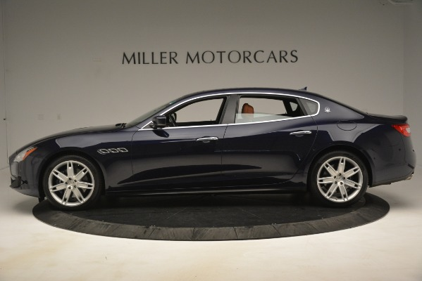 Used 2015 Maserati Quattroporte S Q4 for sale Sold at Bugatti of Greenwich in Greenwich CT 06830 3