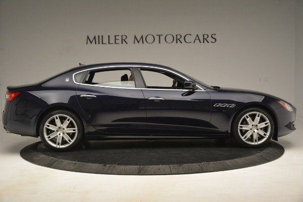 Used 2015 Maserati Quattroporte S Q4 for sale Sold at Bugatti of Greenwich in Greenwich CT 06830 9