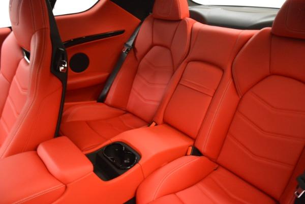 New 2018 Maserati GranTurismo Sport for sale Sold at Bugatti of Greenwich in Greenwich CT 06830 17