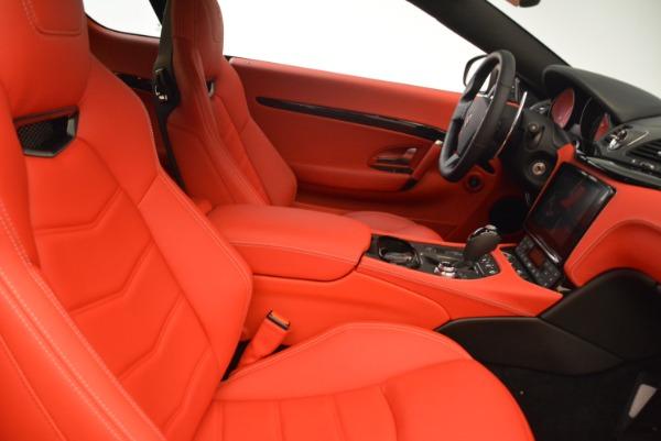 New 2018 Maserati GranTurismo Sport for sale Sold at Bugatti of Greenwich in Greenwich CT 06830 20