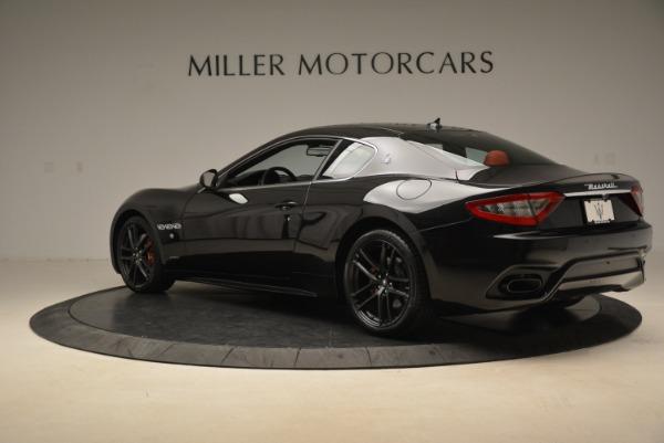 New 2018 Maserati GranTurismo Sport for sale Sold at Bugatti of Greenwich in Greenwich CT 06830 3